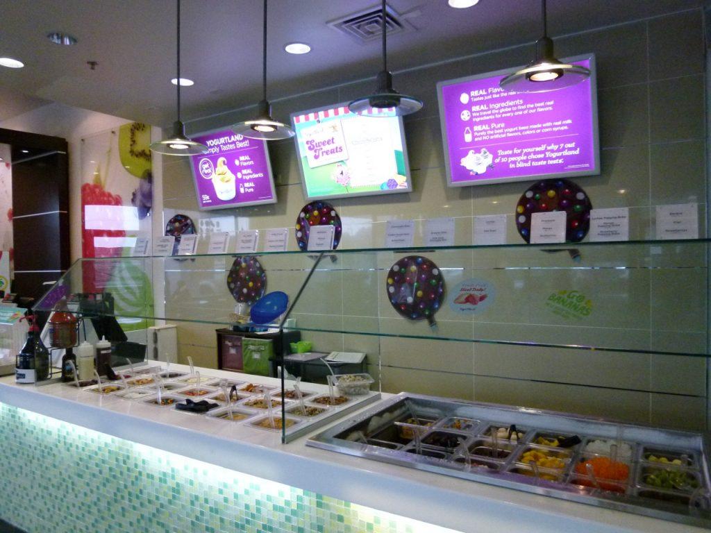 關島美食 優格冰淇淋